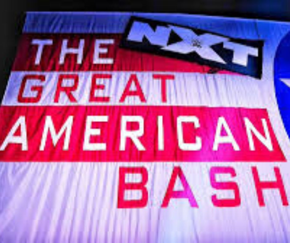 WWE NXT The Great American Bash Results