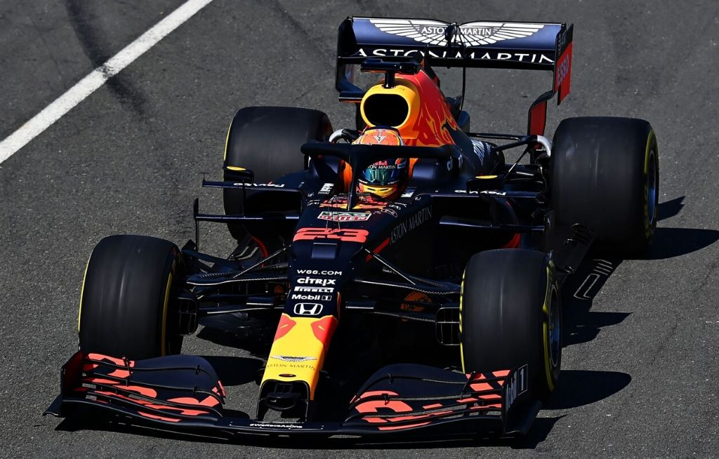 F1 Sochi Grand Prix 2020: Red Bull's Alex Albon imposed with a five-place grid penalty for the Russian GP