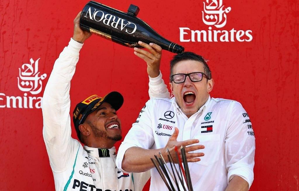Peter Bonnington: Lewis Hamilton's race engineer, the architect of Mercedes legends' decorated success