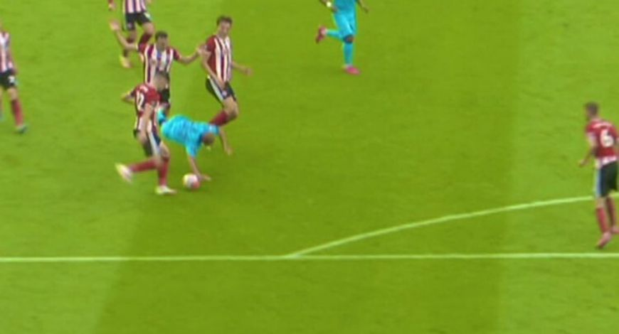 Lucas Moura Handball: Controversy erupts as VAR denies Harry Kane goal against Sheffield United