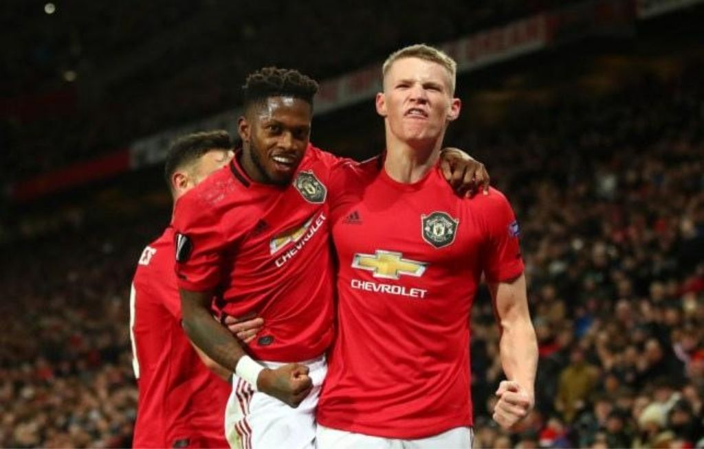 Manchester United star aims to win Champions League next season