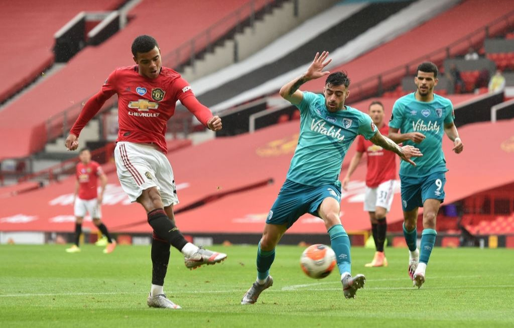 Mason Greenwood Signs New 4 Year Deal At Manchester United