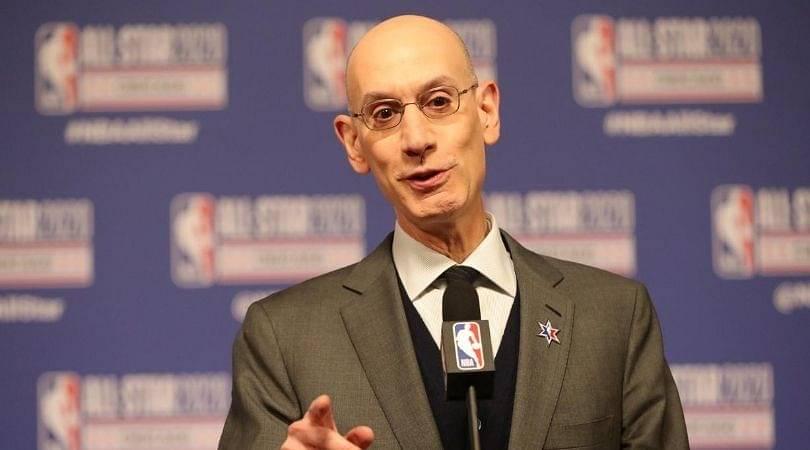NBA Commissioner Adam Silver Salary