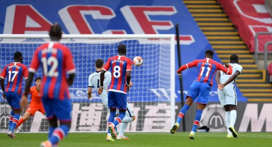 Wilfried Zaha goal Vs Chelsea: Was Kepa at fault or Zaha's brilliance made it unstoppable?