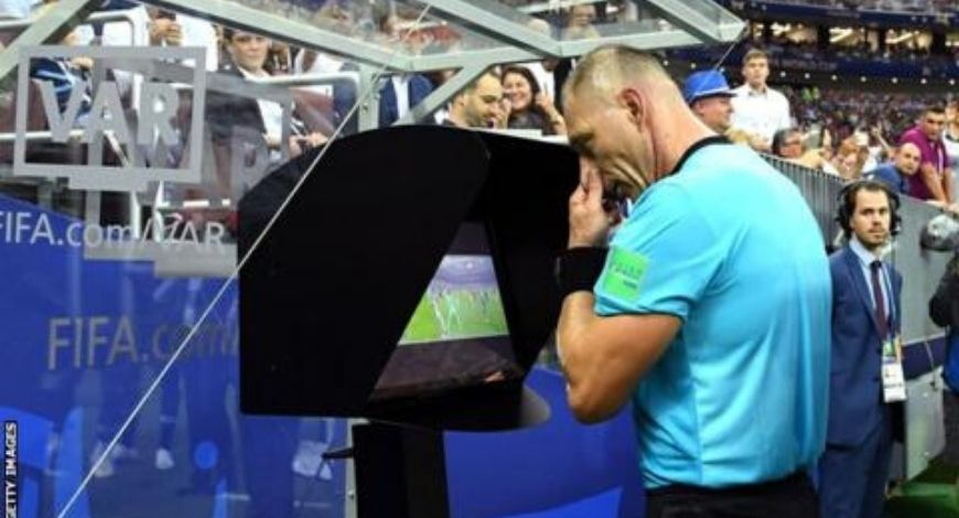 FIFA plans to take control VAR to curb variations in rules like in Premier League