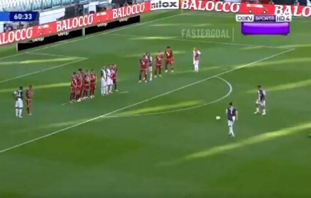 Cristiano Ronaldo goal Vs Torino: Portuguese sensation scores mesmerizing free-kick in Turin derby