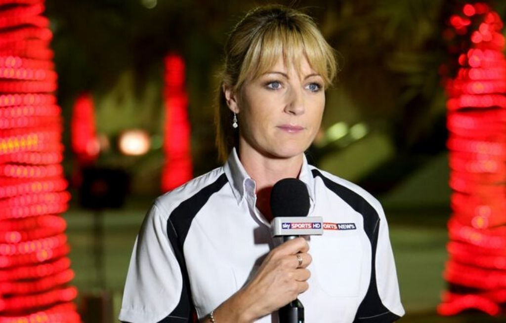 Rachel Brookes F1: Journey of SkySports F1 Presenter into the world of Formula 1