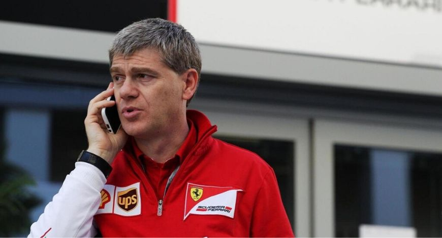 Antonello Coletta could replace Ferrari's Mattia Binotto