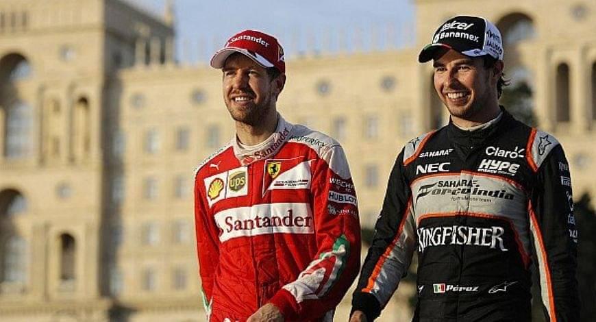 Sebastian Vettel opens dialogue with Aston Martin; Sergio Perez likely to face axe