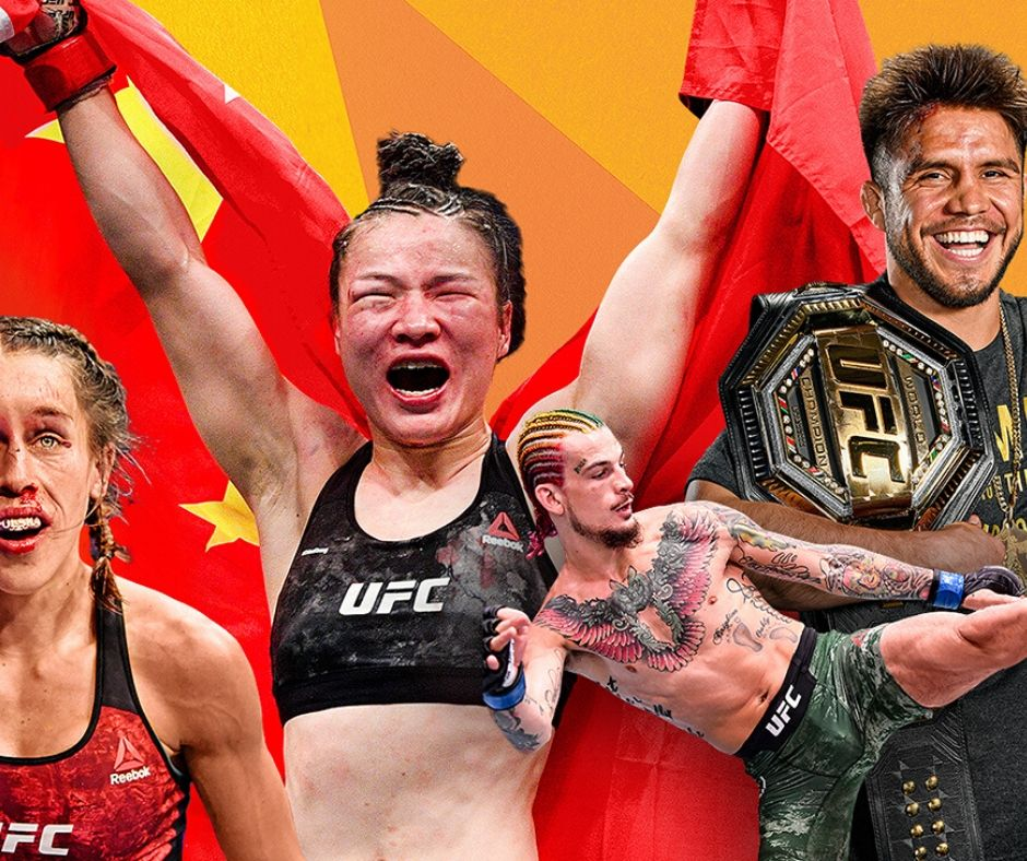 UFC Midyear Awards-Here's The Full Winners List