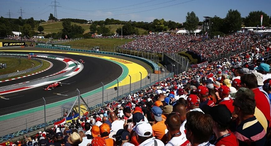Hungarian F1 GP 2020 Weather Forecast: What's the weather forecast of Mogyoród this weekend
