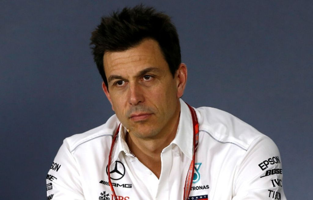 Toto Wolff shows frustration over Ferrari engine talks; wants them to be competitive
