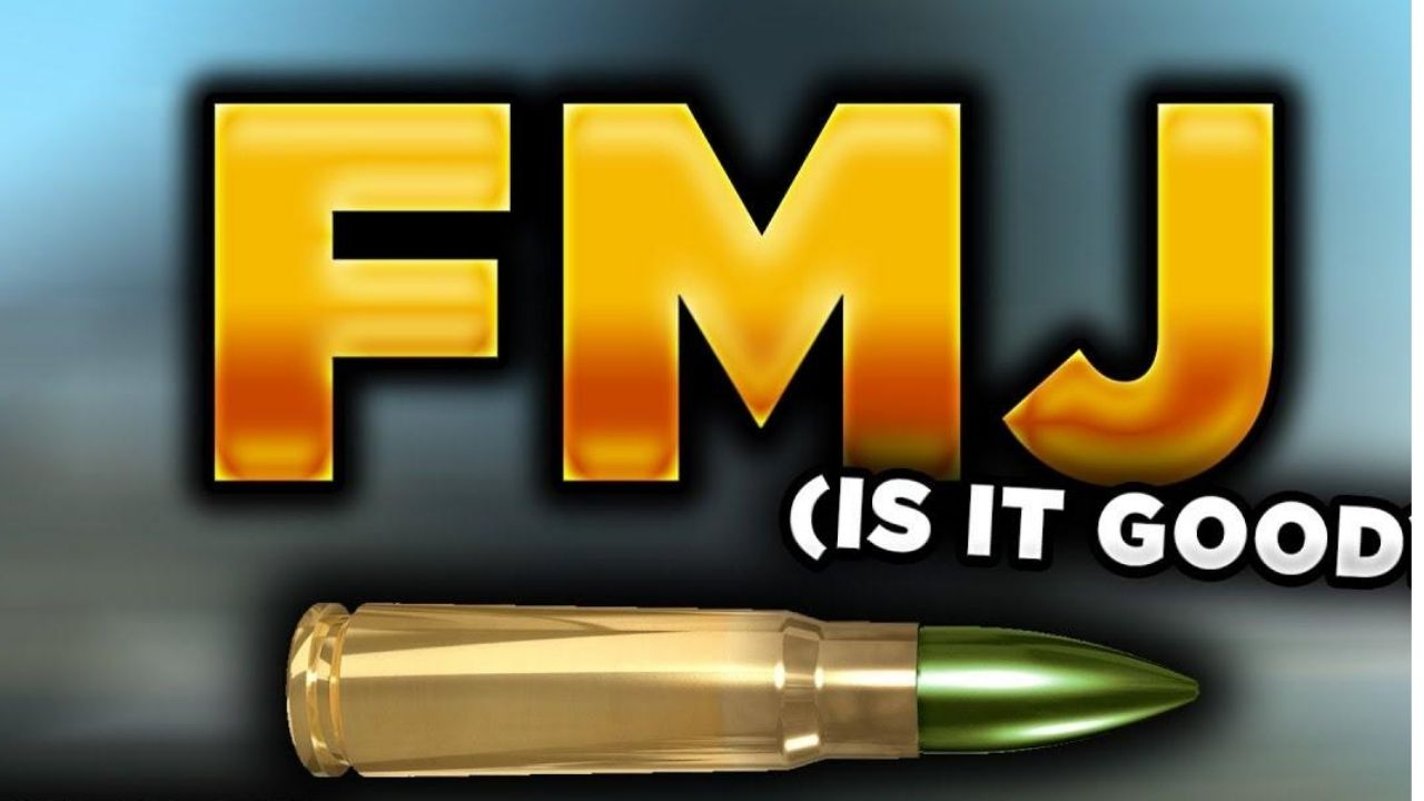 Does FMJ increase Damage in CoD