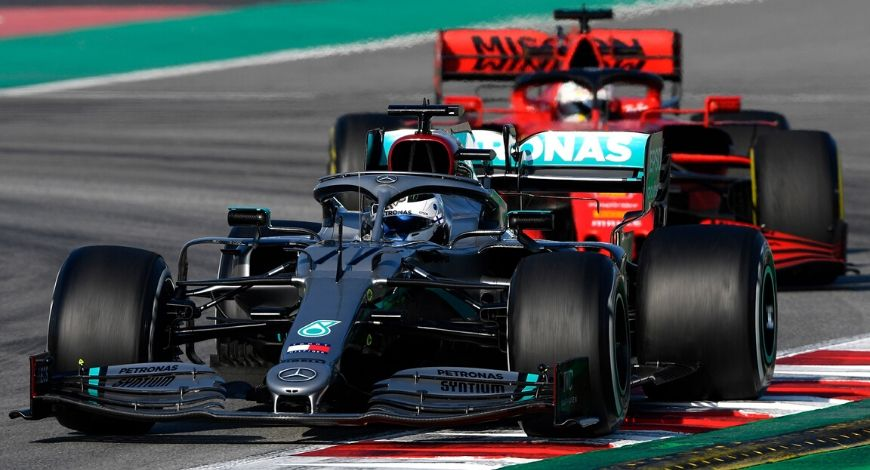 Ferrari Vs Mercedes F1: Why is 2020 Mercedes F1 car better than Ferrari car?