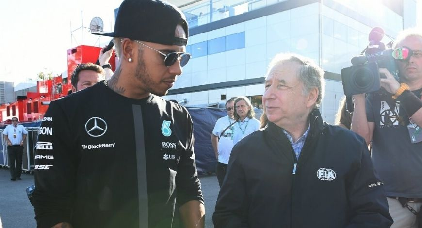 """""""All Lives Matter""""- Jean Todt responds to Lewis Hamilton's support for BLM movement"""