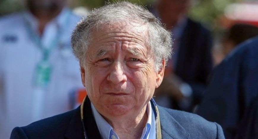 Lewis Hamilton receives praise from Jean Todt for his ant-racism stance