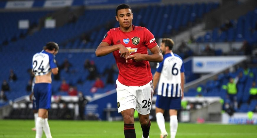 Mason Greenwood goal Vs Brighton: Teenage sensation stuns Brighton & Hove Albion with terrific goal