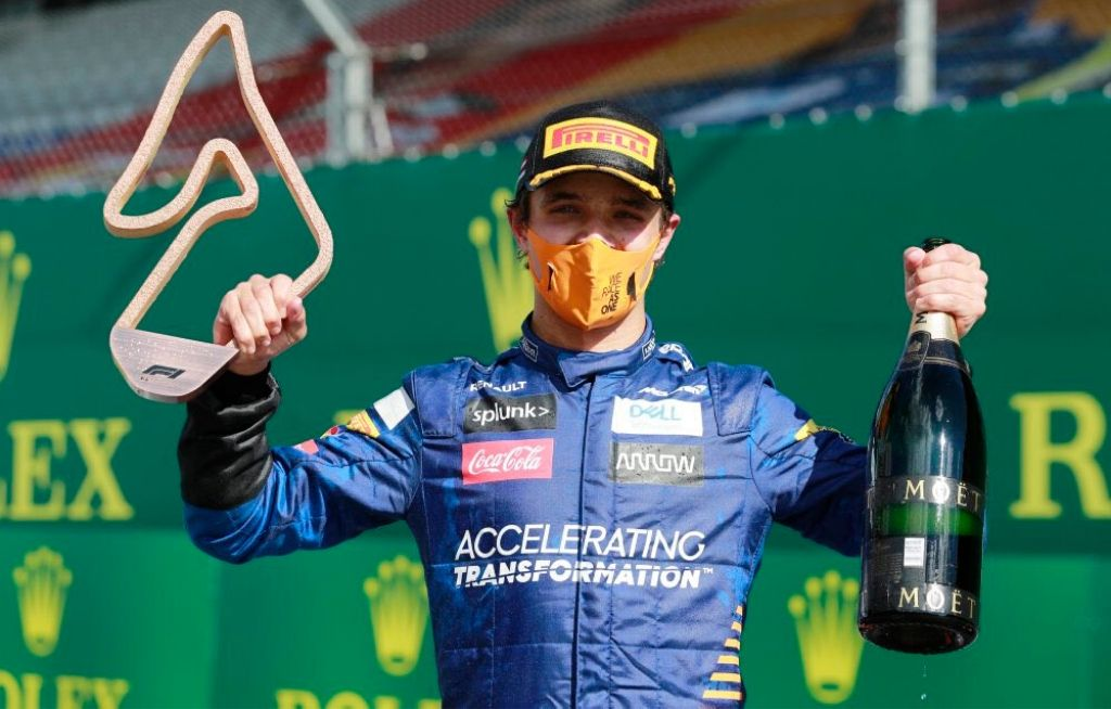 Youngest Podium F1: Where does Lando Norris stand after Austrian GP podium 2020