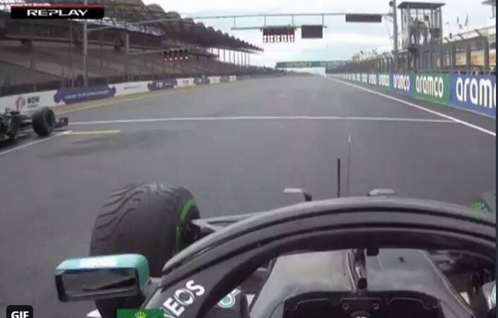 Bottas Jump Start: Formula 1 Stewards showed bias for Mercedes? Valtteri Bottas escapes penalty