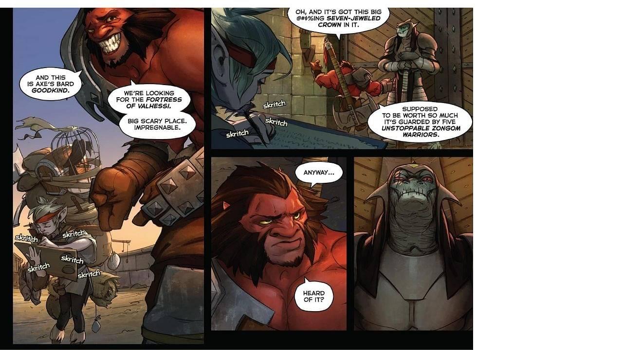 Dota 2 Comics List : How and from where to read all the Valve Dota 2 Comics?