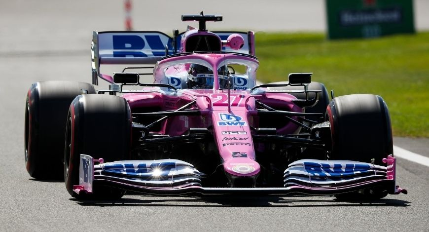 F1 FP1 Results: Red Bull's Max Verstappen fastest; Nico Hulkenberg finishes ninth on F1 comeback free practice 1 | Formula 1 2020 British GP