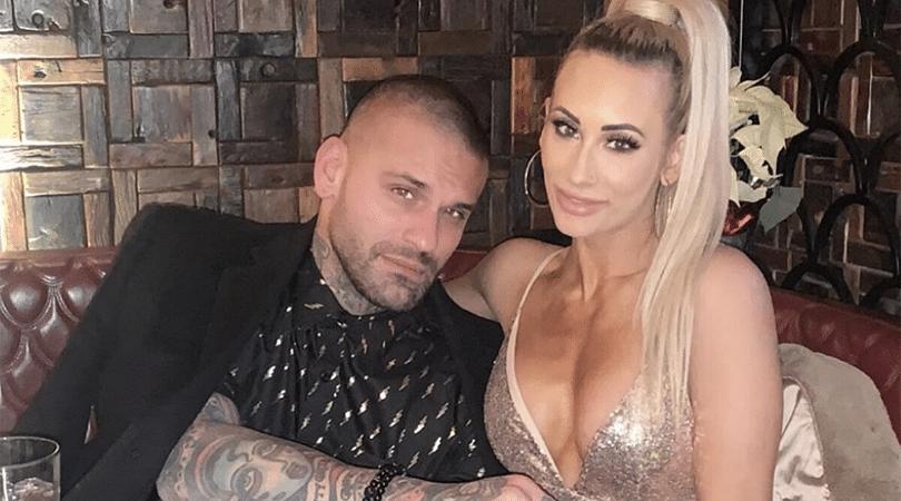 WWE Superstar Carmella clarifies Boyfriend Corey Graves comment on their love life