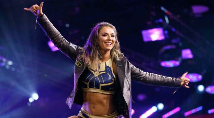 WWE Superstar comes out Tegan Nox discusses reactions to her coming out as gay
