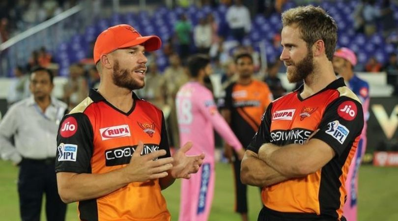 IPL 2020 News: David Warner talks about Kane Williamson's value at SRH |  The SportsRush