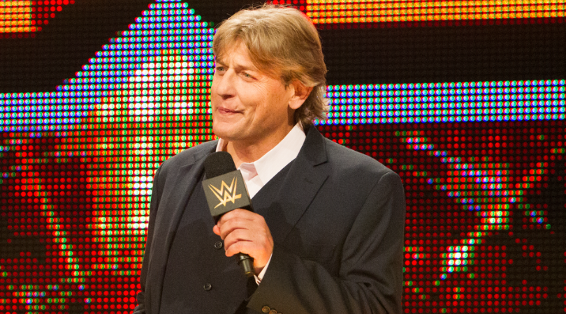 William Regal announces a series of triple threat matches for the NXT North American Title