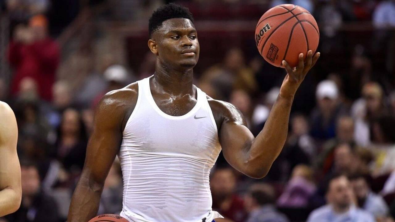 NBA Bubble: Zion Williamson