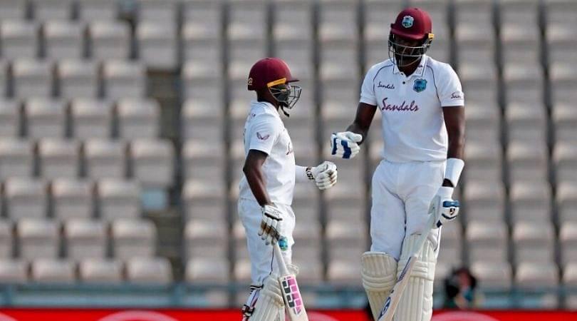 Jermaine Blackwood: Virat Kohli, Sachin Tendulkar, Daren Sammy and others hail West Indian batsman and team for winning Ageas Bowl Test