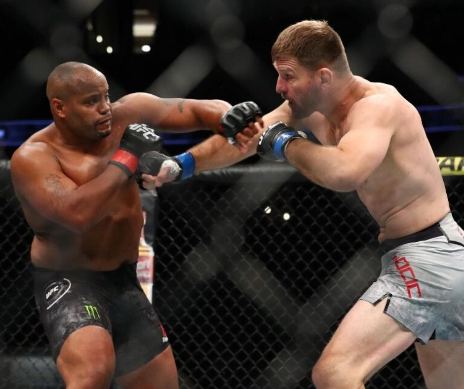 Daniel Cormier Opened Up About his Loss to Stipe Miocic, Ready For UFC 252