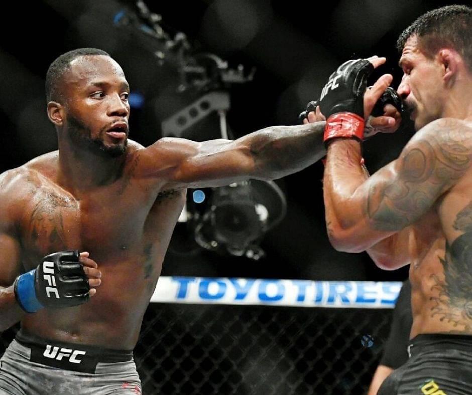 Kamaru Usman Next UFC opponent : Leon Edwards or Gilbert Burns ?