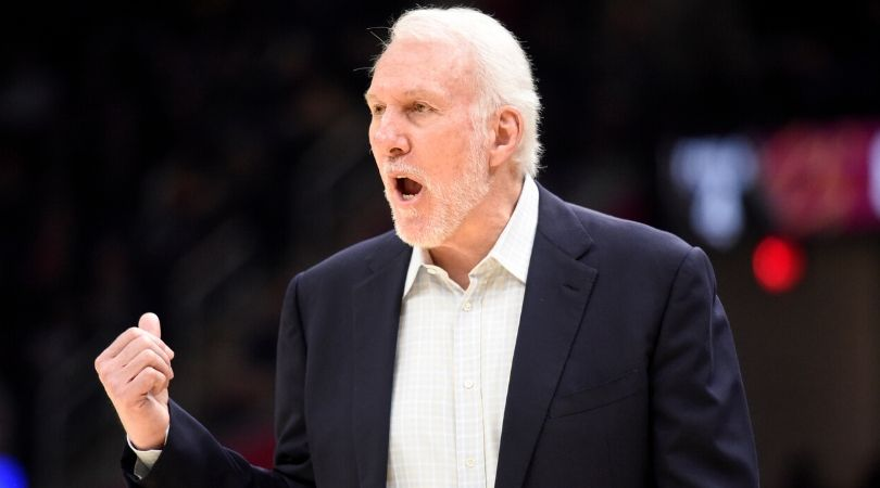 Gregg Popovich to Brooklyn Nets