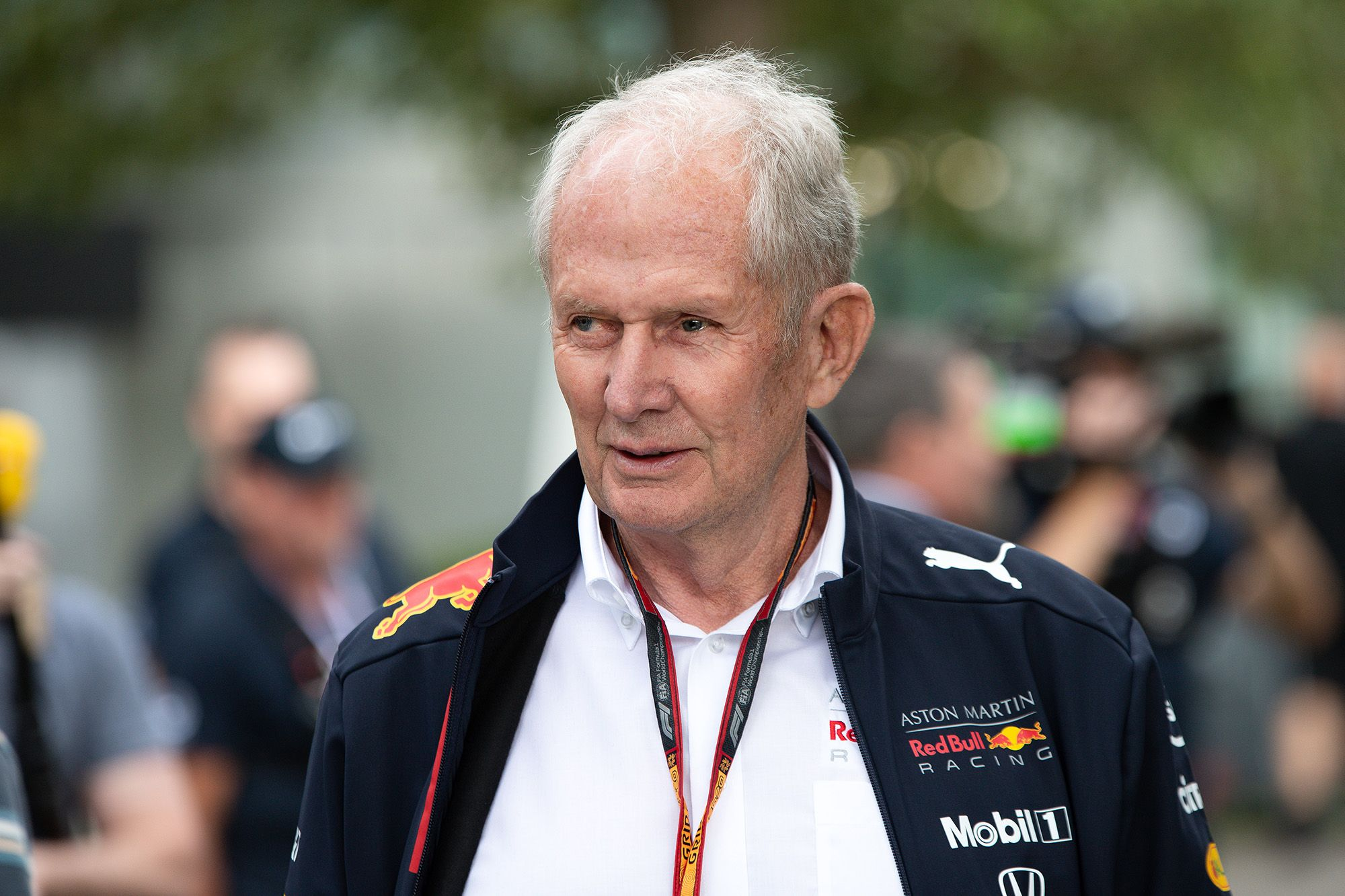 """That happiness has to stop somewhere"" - Red Bull F1 Boss Helmut Marko believes Mercedes F1 will stop winning soon"
