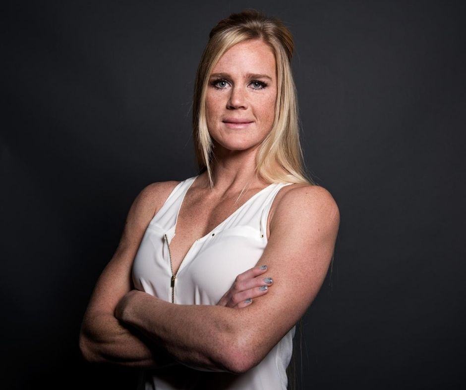 Holly Holm is Enjoying Her Time Away From The Ring