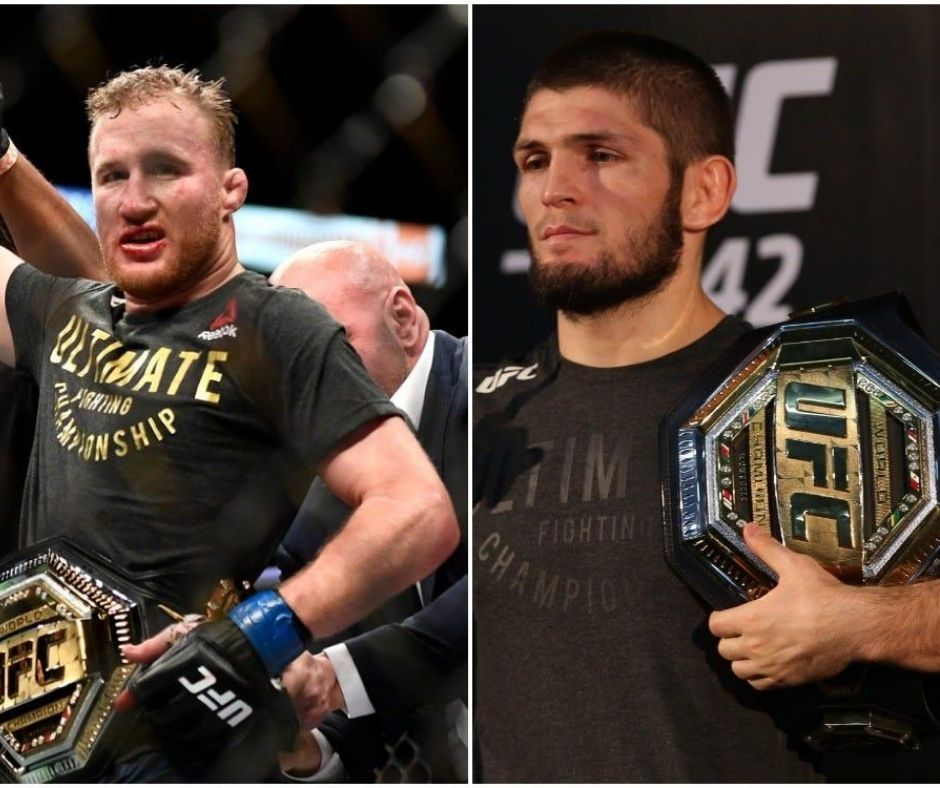 Khabib Nurmagomedov Vs. Justin Gaethje: October 24, 2020 is the Date