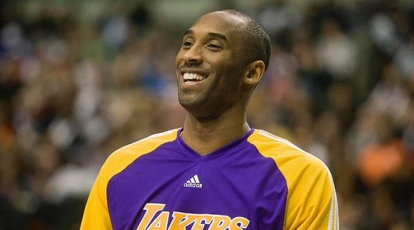 Why did Kobe Bryant change his number