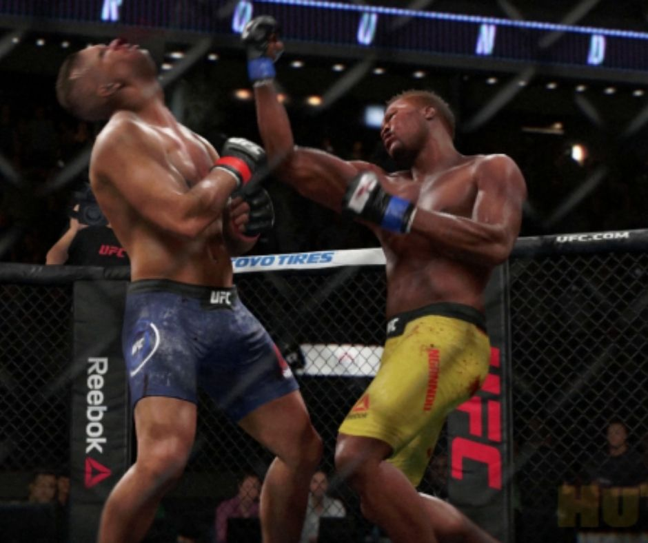 EA SPORTS UFC 4 Fighter Ratings: New Rating System Explained