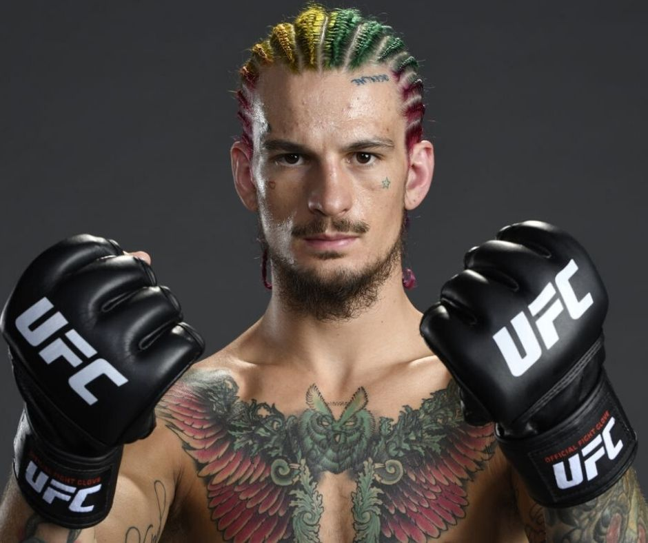 Sean O'Malley Tries to Draw His UFC 252 Opponent's Attention, has eyes on a Title Shot
