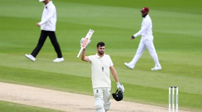 Slowest Test century for England: Is Dom Sibley's second Test hundred slowest for an English batsman?