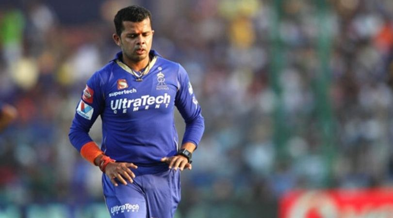 Sreesanth hopes to play IPL for either of Mumbai Indians, CSK or RCB