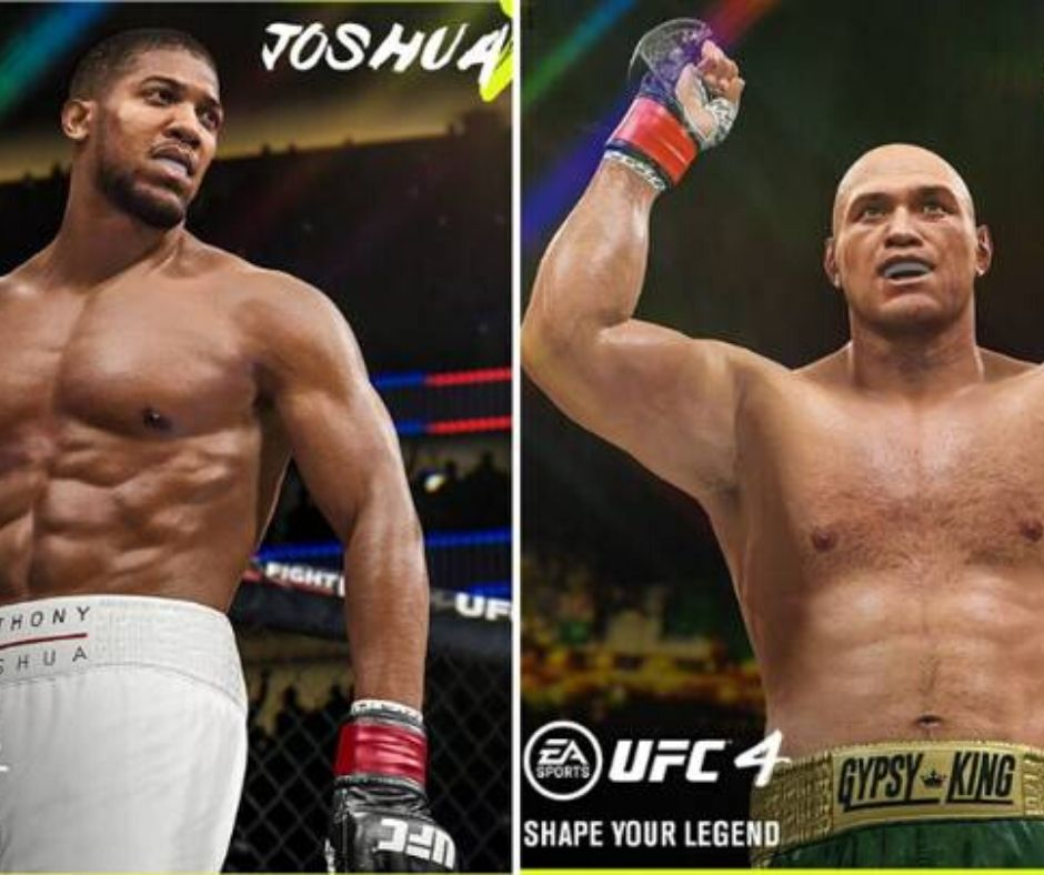 EA SPORTS UFC 4: How is it Different From UFC Undisputed 3?