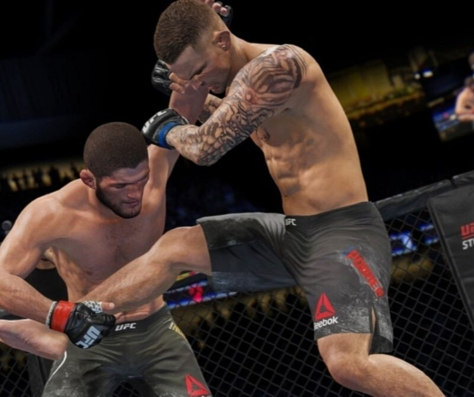 EA SPORTS UFC 4: Watch The Official Gameplay Trailer Here