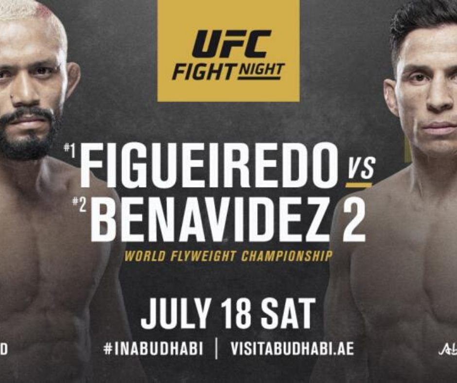 UFC Fight Island 2: UFC Fights Tonight, Start Time & Broadcast Channel