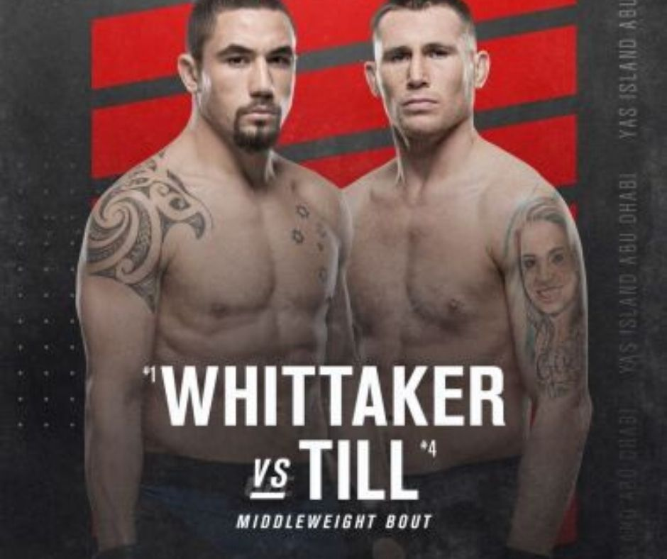 UFC Fight Island 3 Card: Preliminary and Main Fight Card
