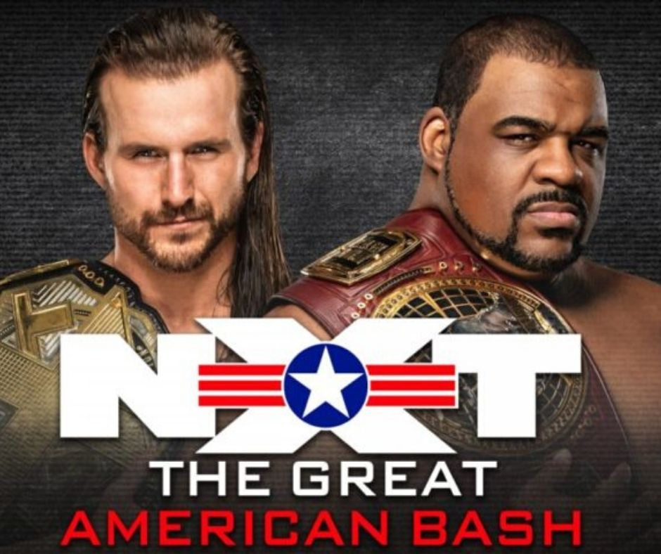 WWE NXT The Great American Bash Night 2: Fixtures, Results, Highlights