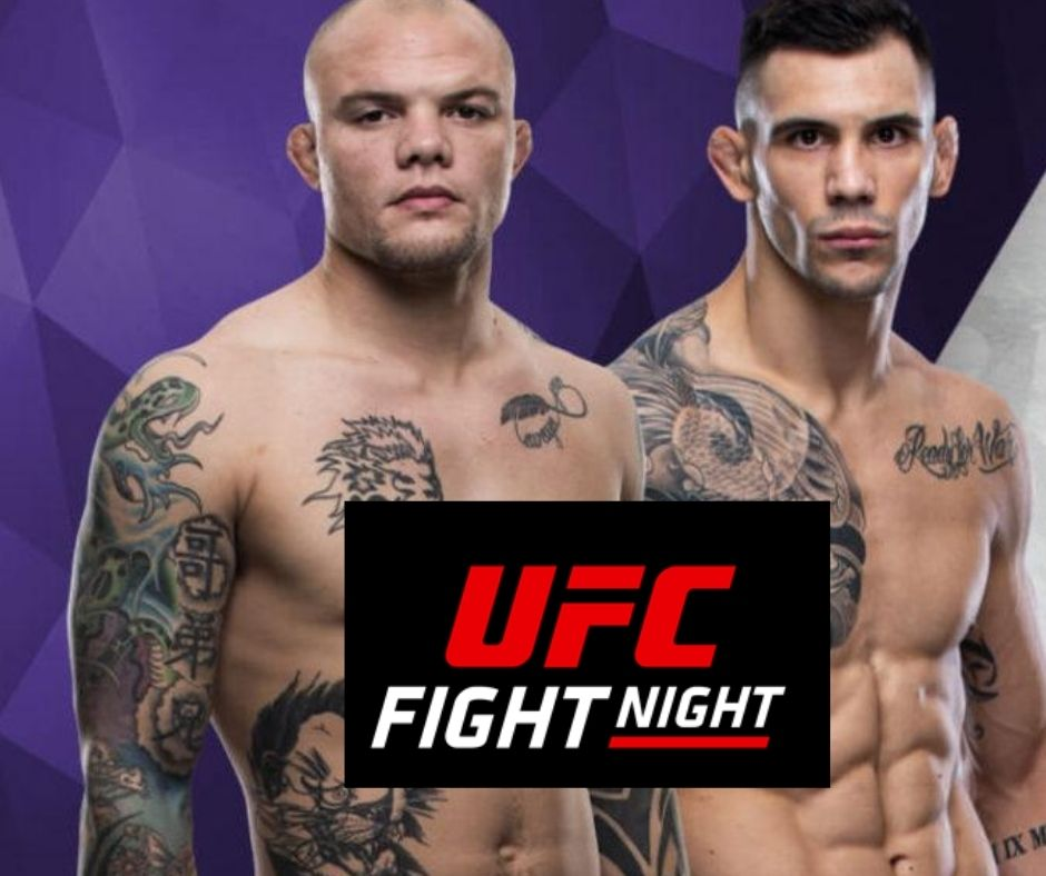 UFC Vegas 8: Full Fight Card, Date, Time, and Streaming Details