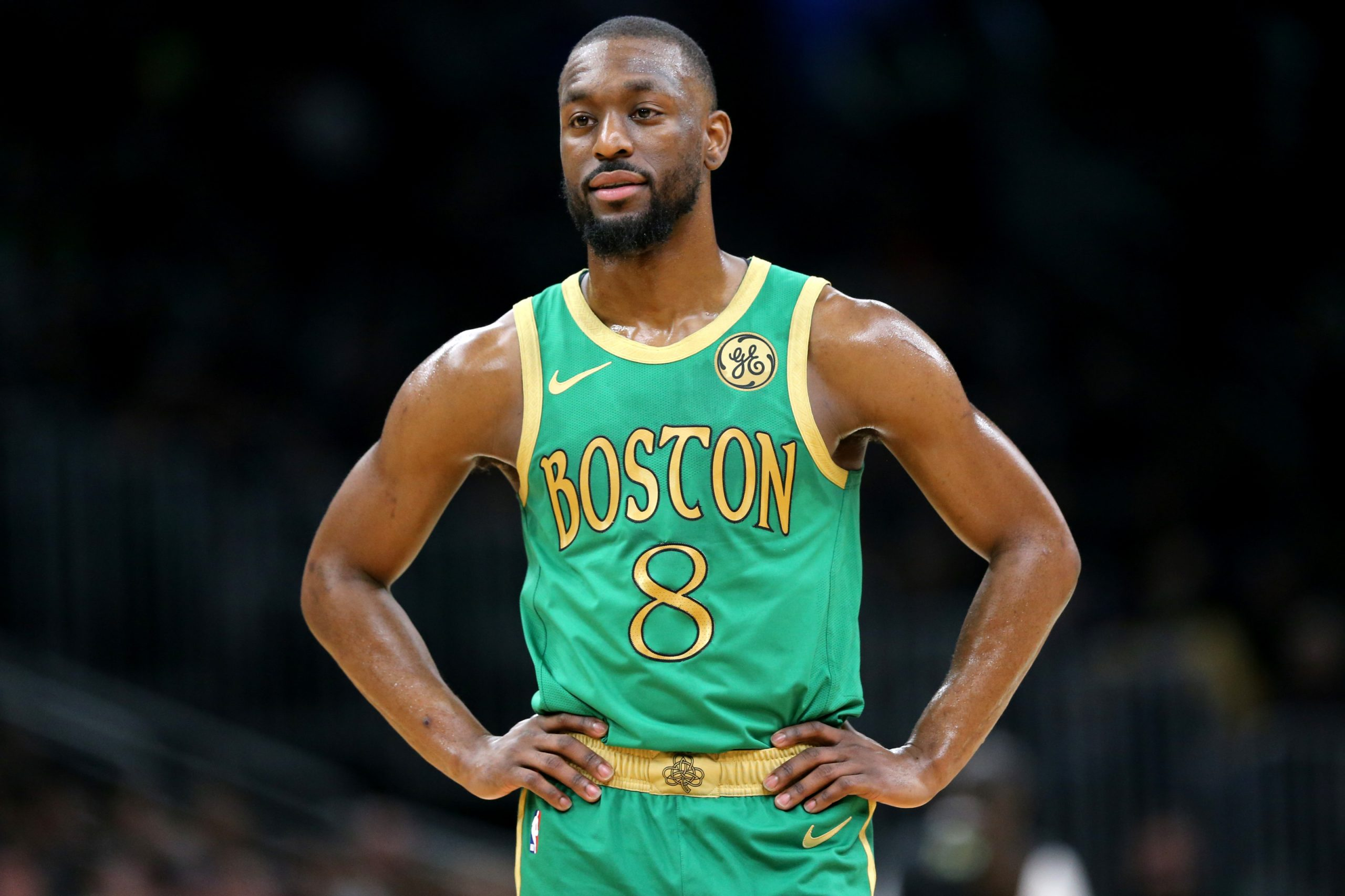 """""""Why wouldn't I be?"""", Kemba Walker confident that Celtics would bounce back in Game 7"""