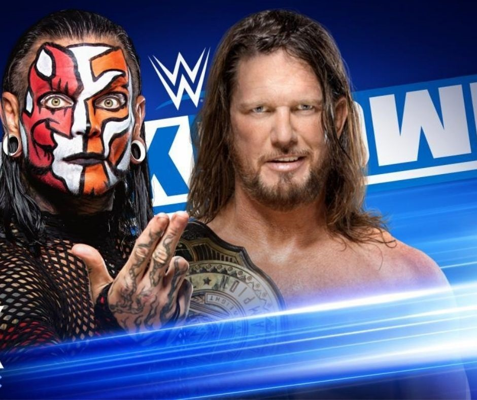 Jeff Hardy Defeats AJ Styles To Become The New Intercontinental Champion At The Inaugural ThunderDome Episode